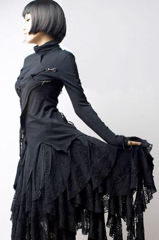 gothic steampunk visual kei punk rave victorian zipfel. Black Bedroom Furniture Sets. Home Design Ideas